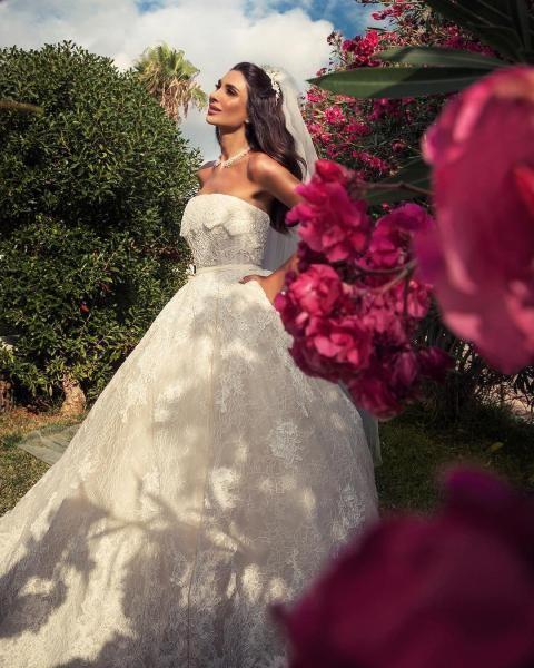 العروس ألين وطفة