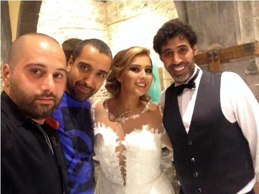 زفاف محمد حداقي