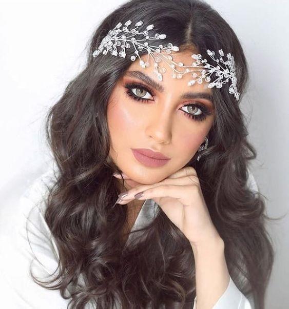 مكياج فخم لعروس 2019