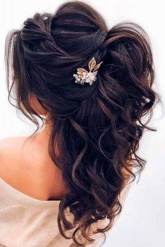 تسريحة الشعر الطويل