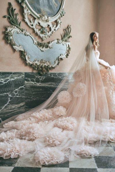 طرحات زفاف