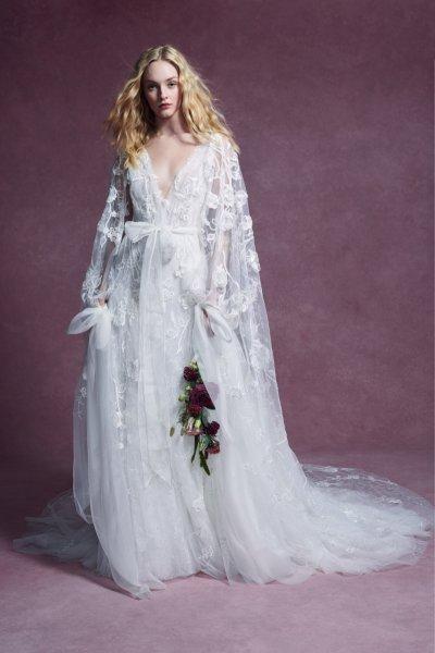 فساتين زفاف عصرية