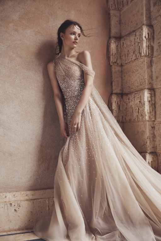 فستان مونيك لولييه