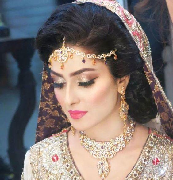 مكياج مغربي للعروس
