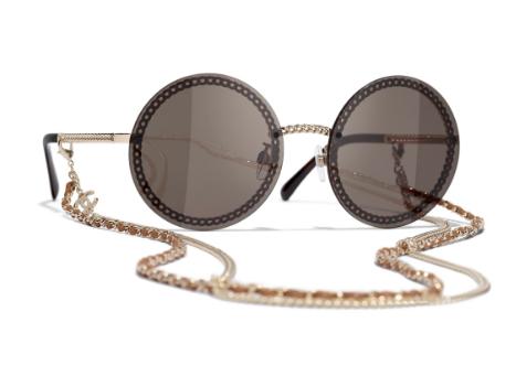 نظارة شمسية من شانيل