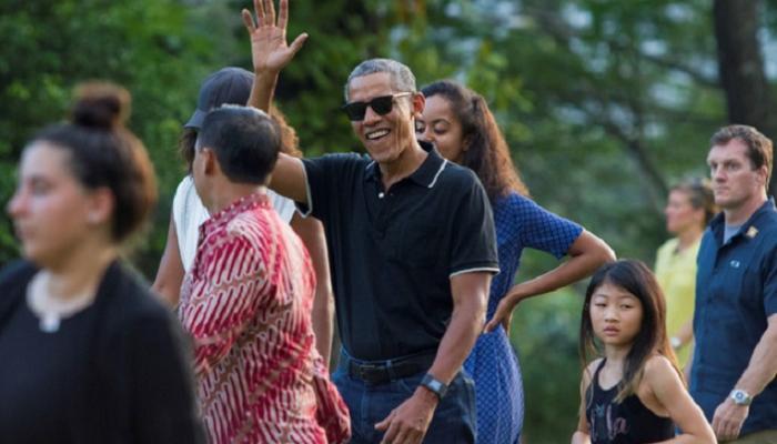 كانت والدة أوباما متزوجة من أندونيسي