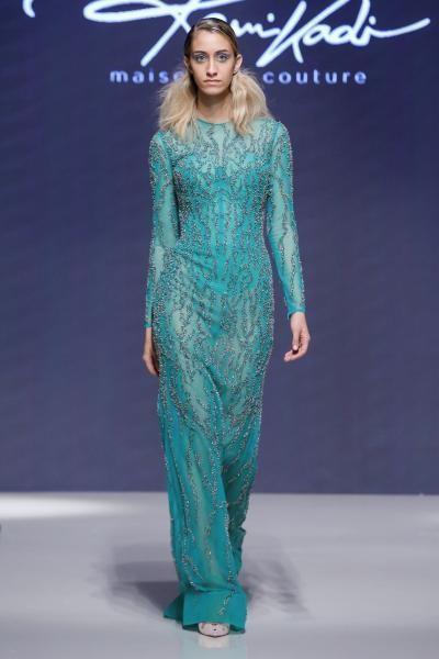 فستان رامي قاضي