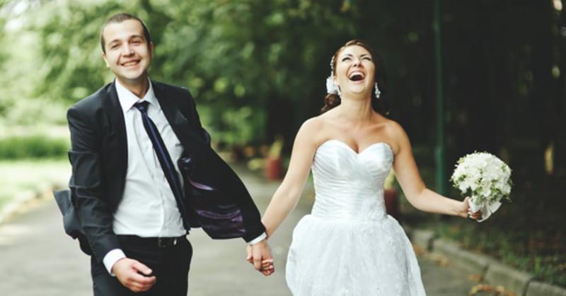 أسئلة ما بعد الزفاف