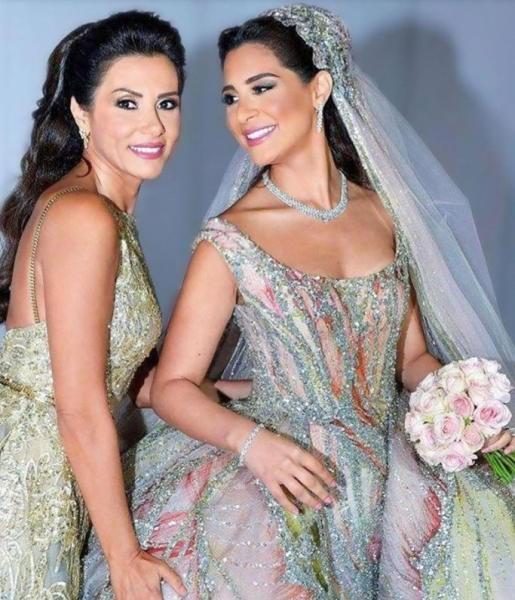 العروس ريم عاشور