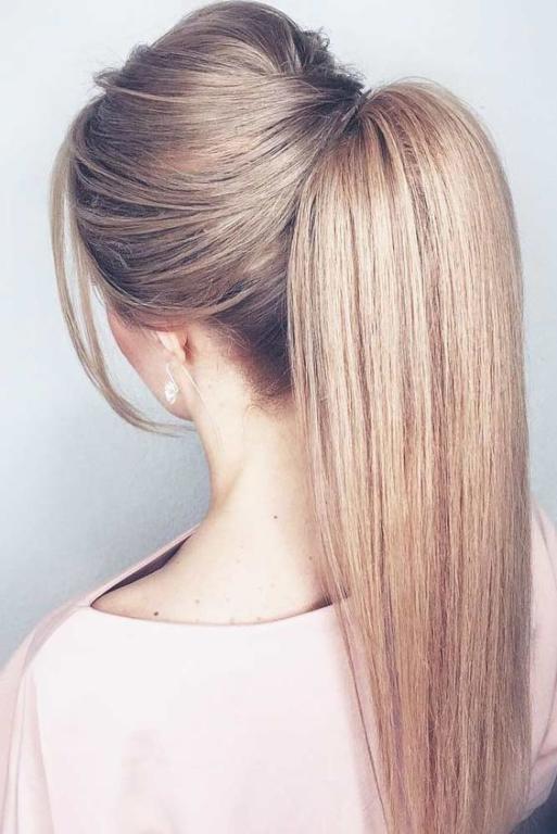 تسريحات شعر عصرية