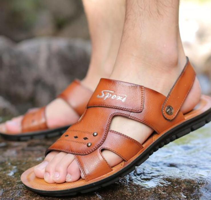 الأحذية الصيفية المريحة