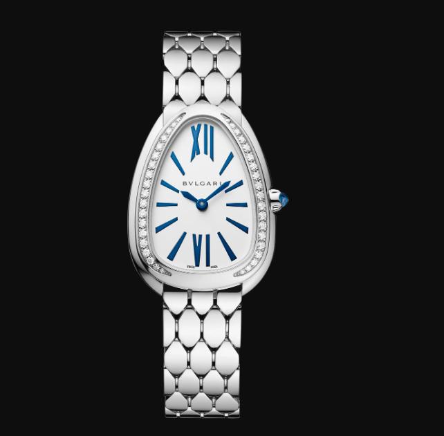 ساعة سيربنتي سيدوتوري من بولغاري