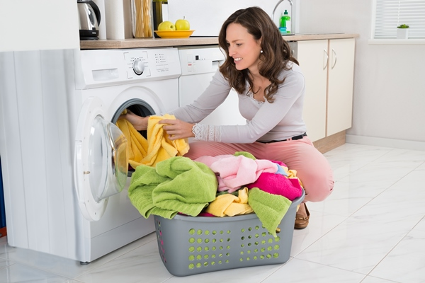 تعقيم الملابس