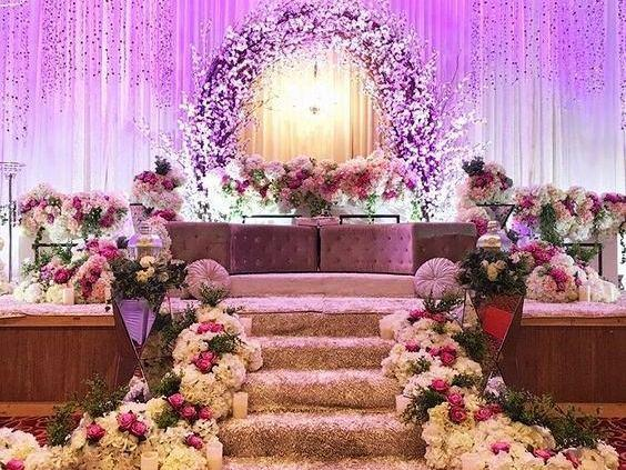 كوشة العروس