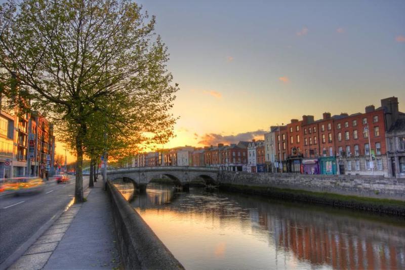 شهر العسل في ايرلندا