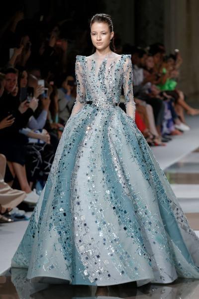 فستان من زياد نكد