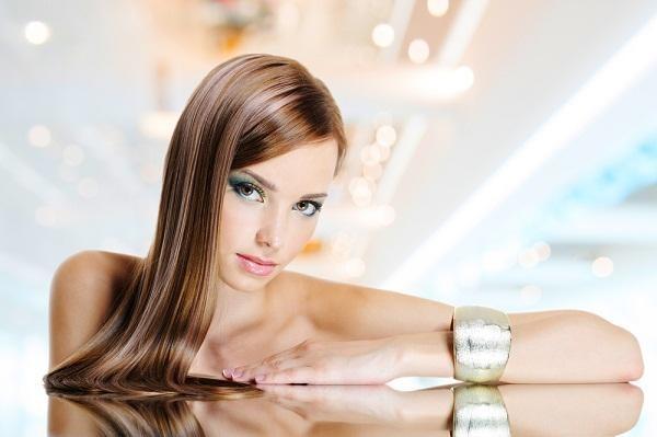 فوائد بروتين الشعر