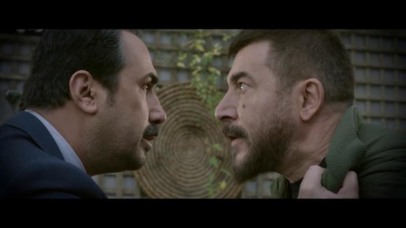 مشهد من مسلسل دقيقة صمت