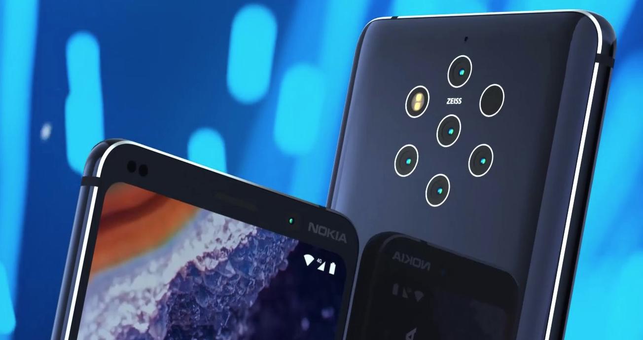 فيديو: PureView الهاتف الأوَّل المزوَّد بـ5 كاميرات خلفيَّة