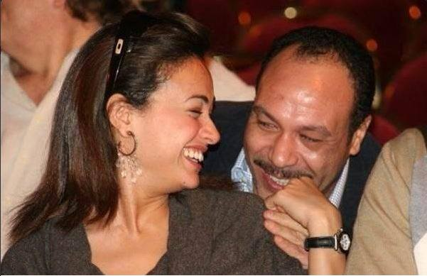 هند صبري تفتقد الراحل خالد صالح
