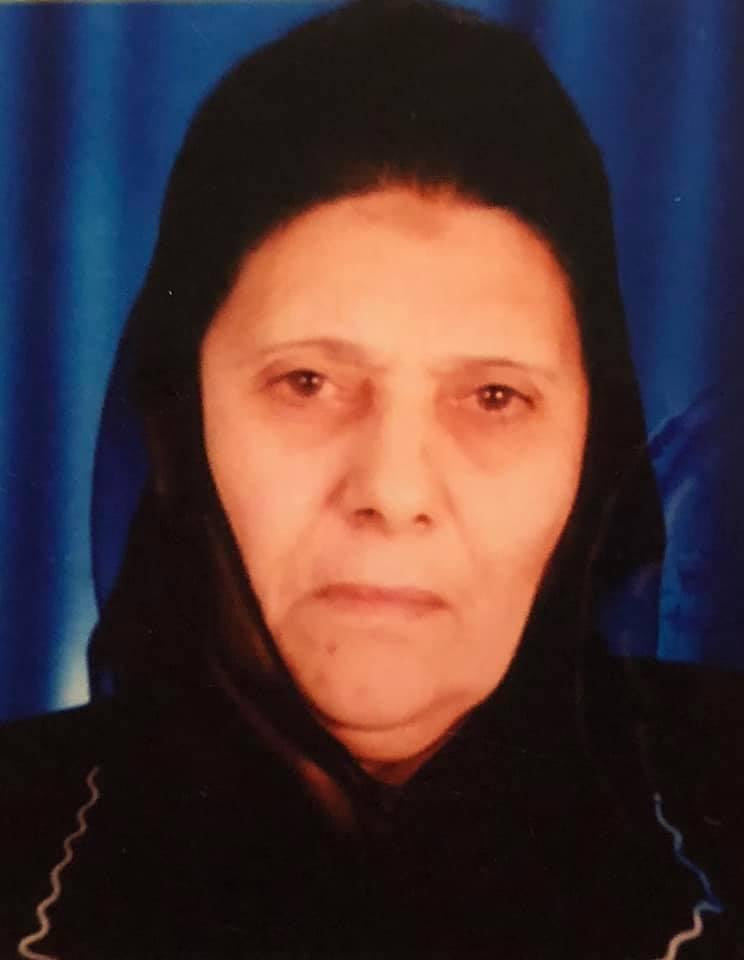 والدة رنا الأبيض