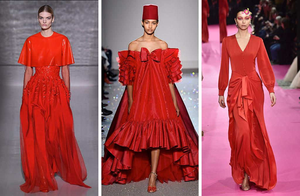 لون الياقوت الأحمر