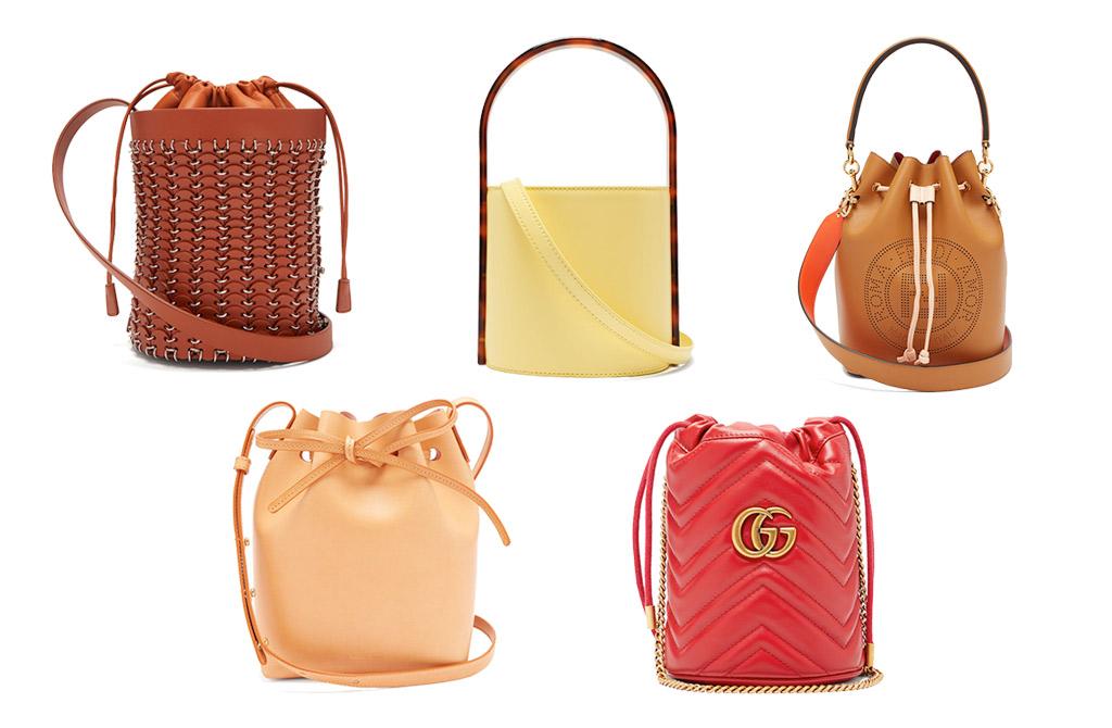 الحقيبة السلّة