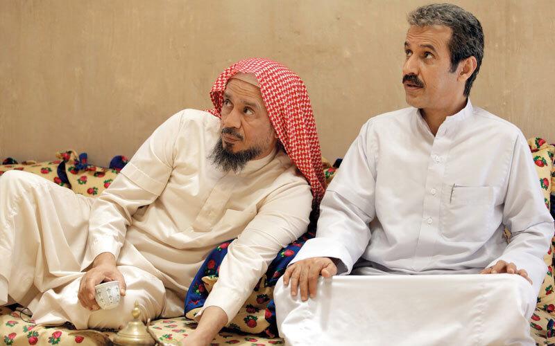عبد الإله السناني وعبدالعزيز السكيرين