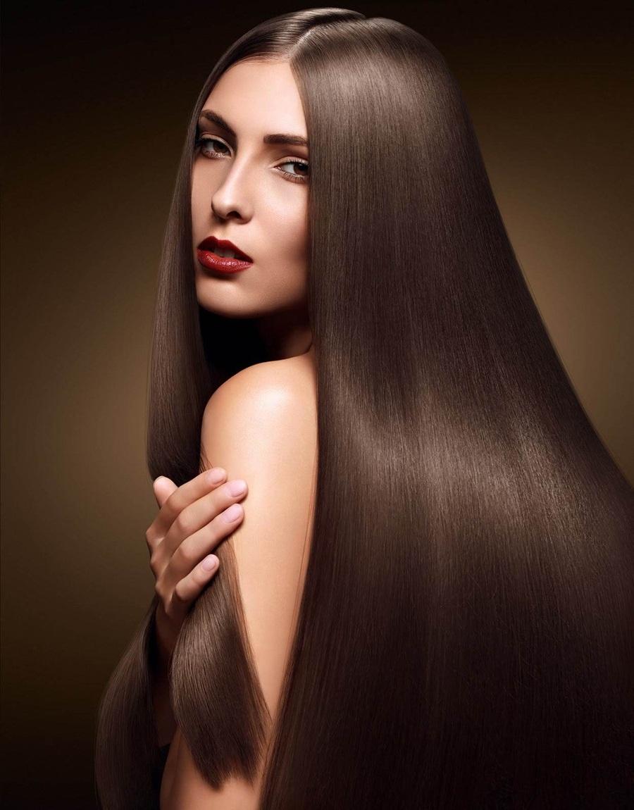 خلطة لتنعيم الشعر