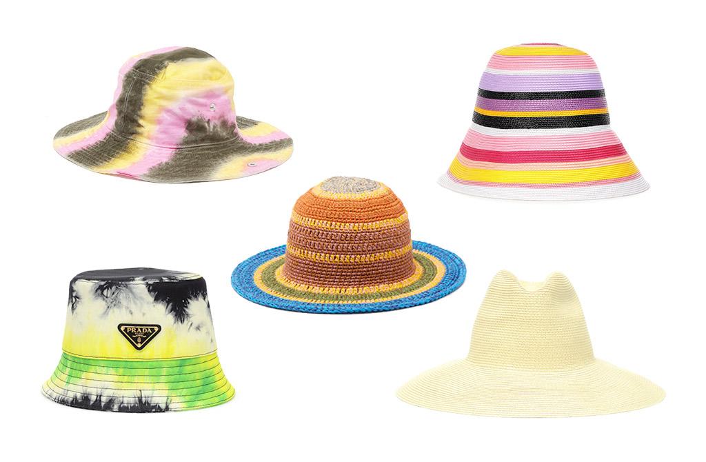 قبعات الصيف
