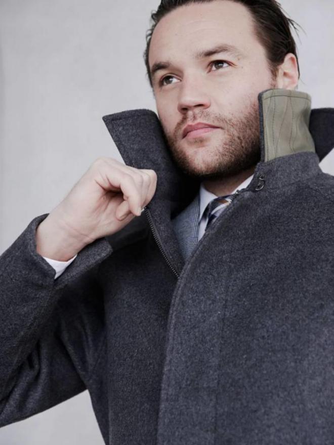 معطف الشتاء