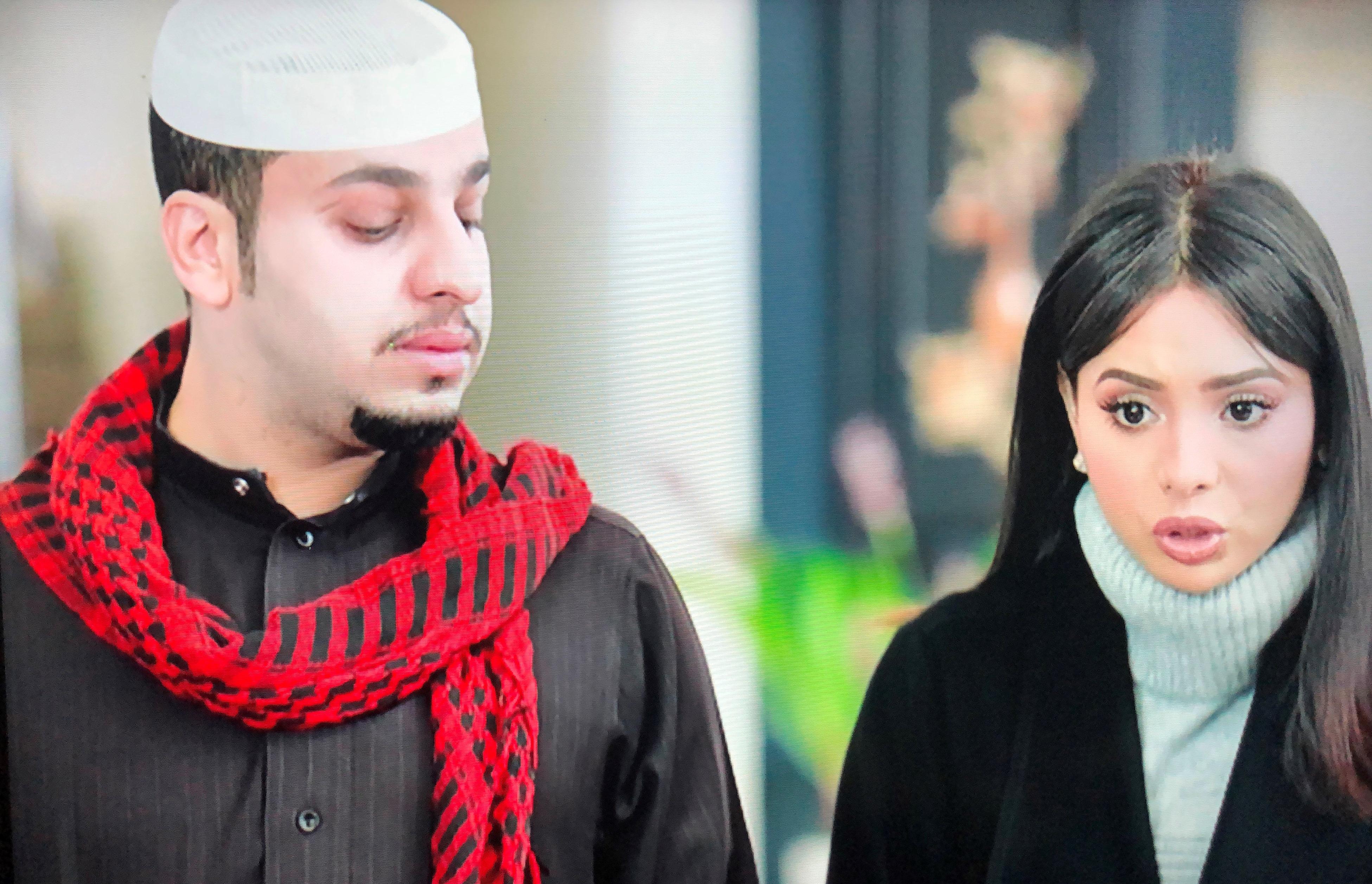 مشهد من الحلقة