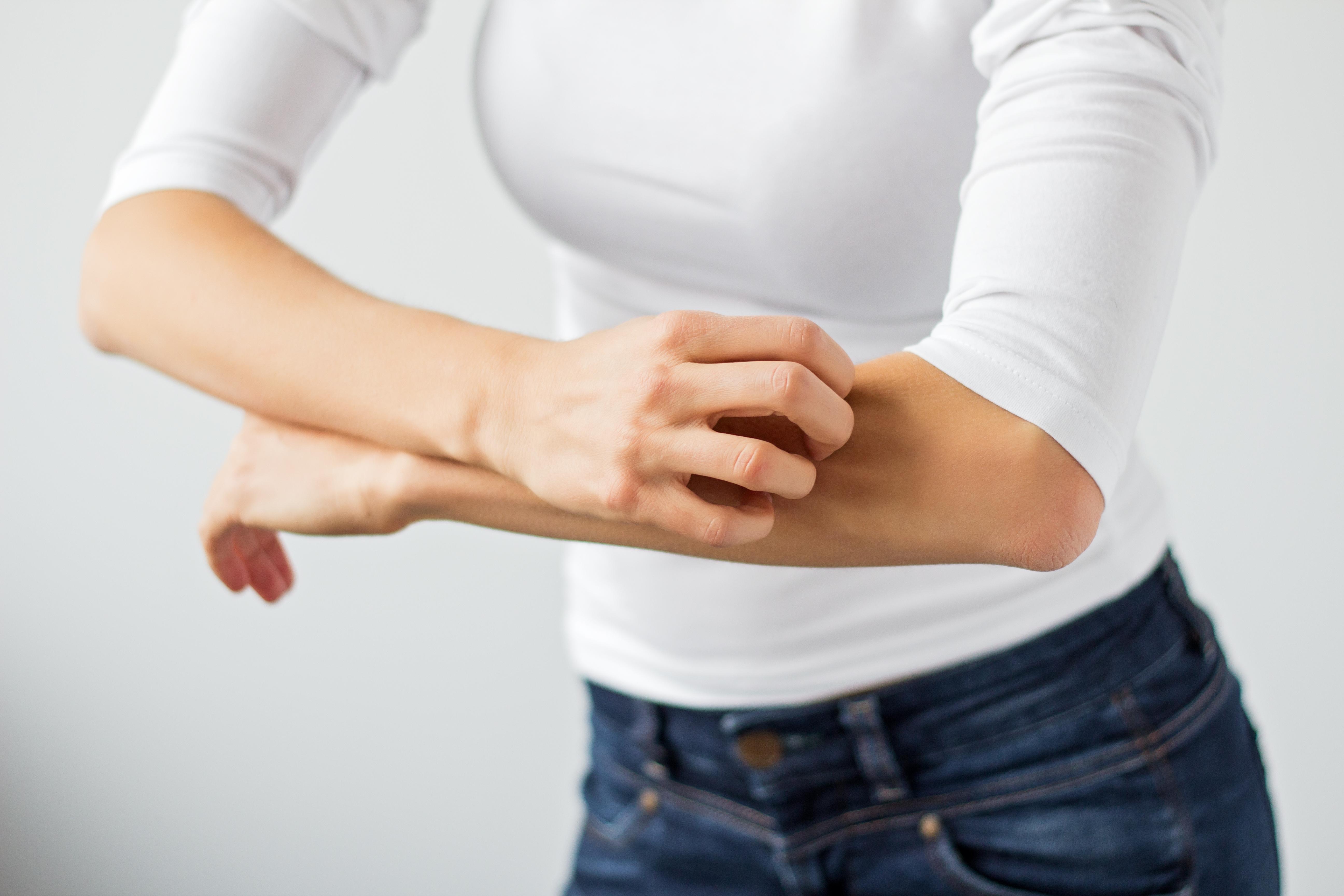 تفسير المرض الجلدي في المنام