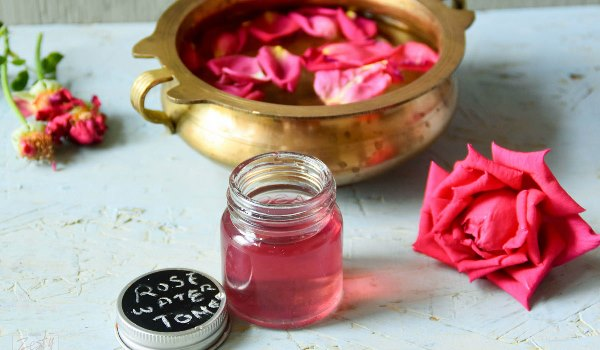 زيت ماء الورد