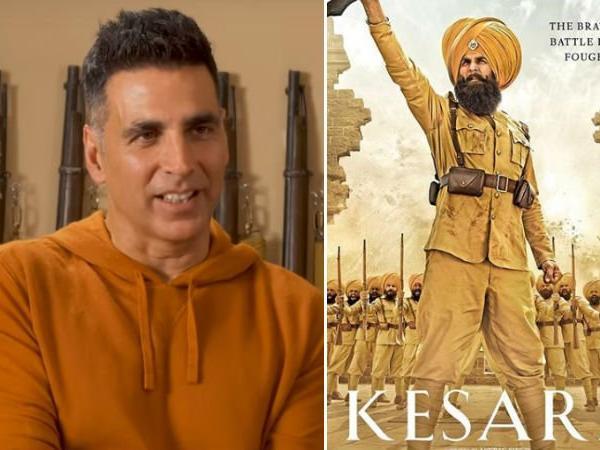 فيلم Kesari لأكشاي كومار
