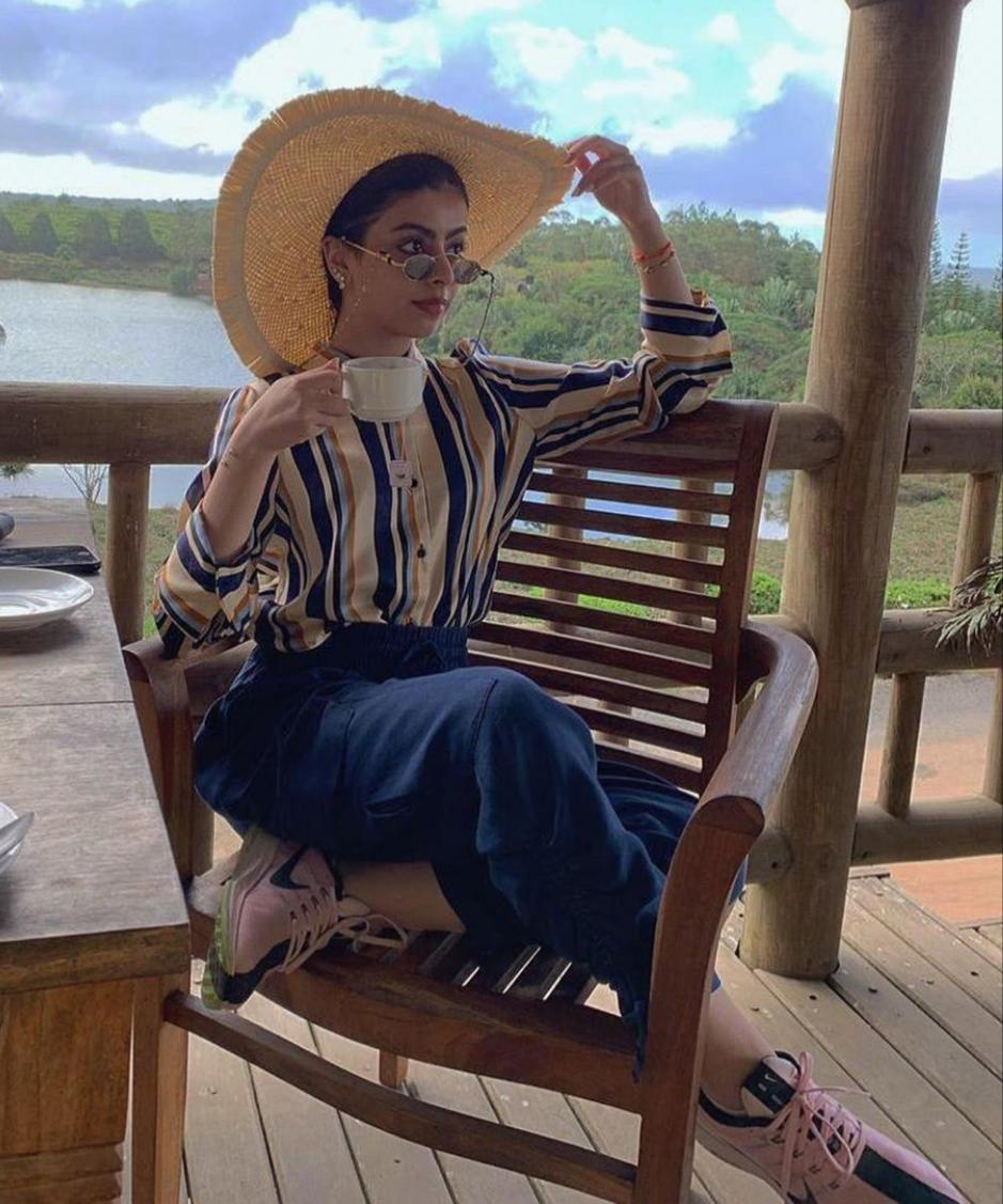 أزياء للمحجبات من وحي رتون سلطان