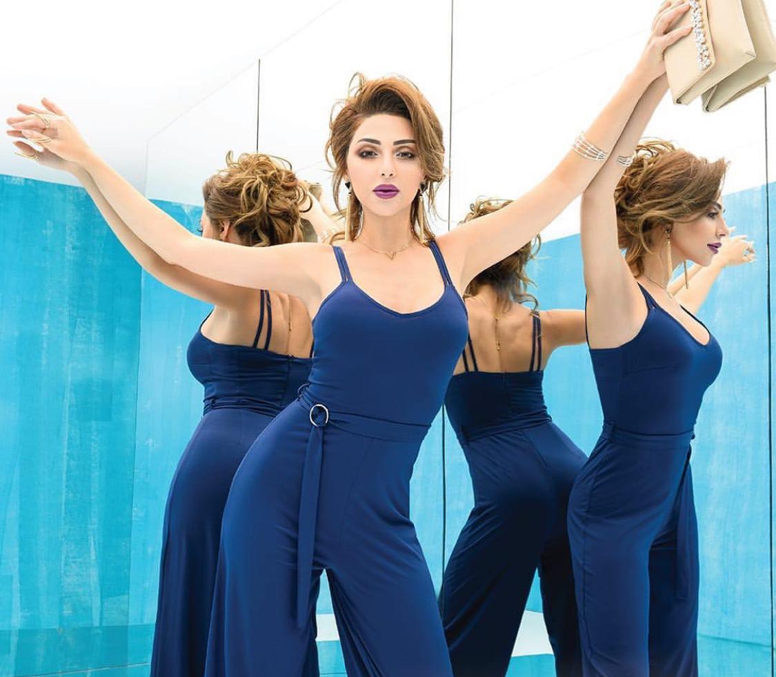 نسقي أزياءك اليومية على طريقة ميريام فارس
