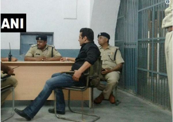 سلمان خان في المحكمة
