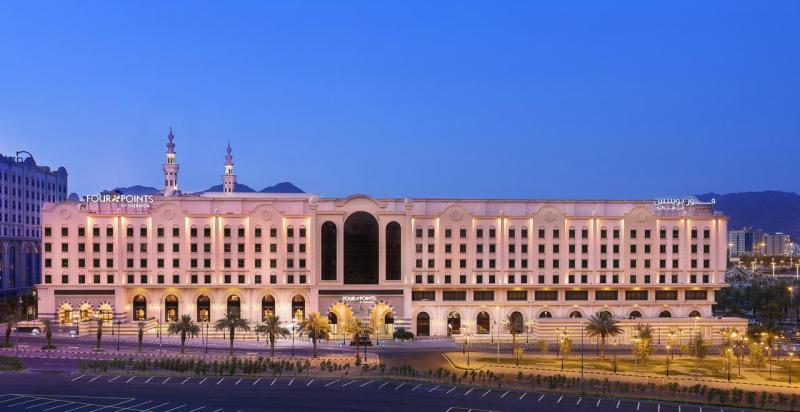 فنادق الـ5 نجوم الأفضل في السعودية حسب تقييمات الزائرين