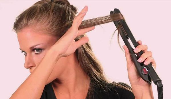 مكوى الشعر