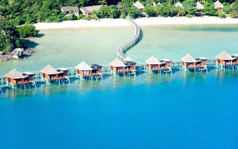 أماكن سياحية تطل على البحر