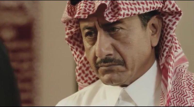 ناصر القصبي بطل مسلسل العاصوف