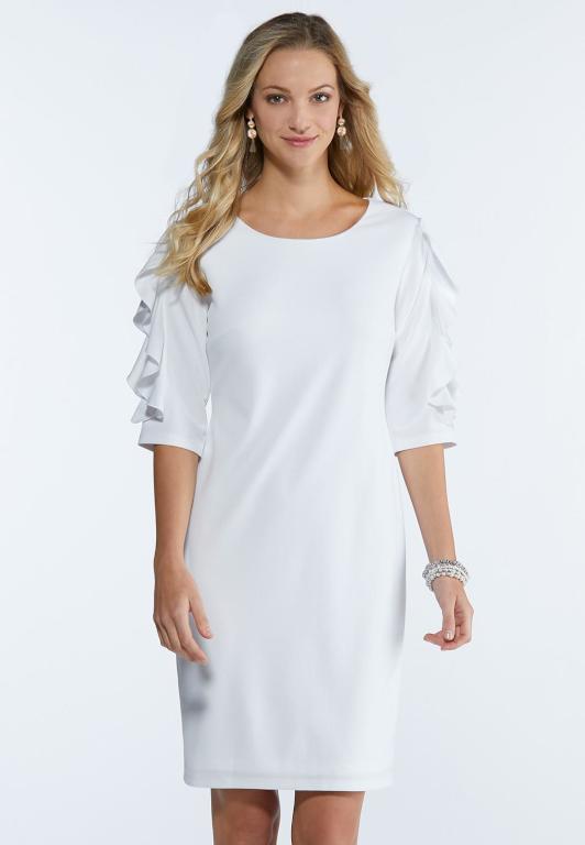 اللون الأبيض مثالي للعروس الجديدة