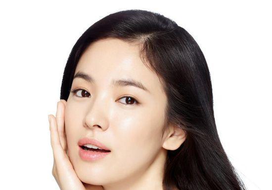 سر تبييض البشرة الكورية