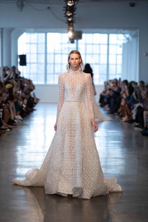 Berta الفساتين المفنوشة من بيرتا