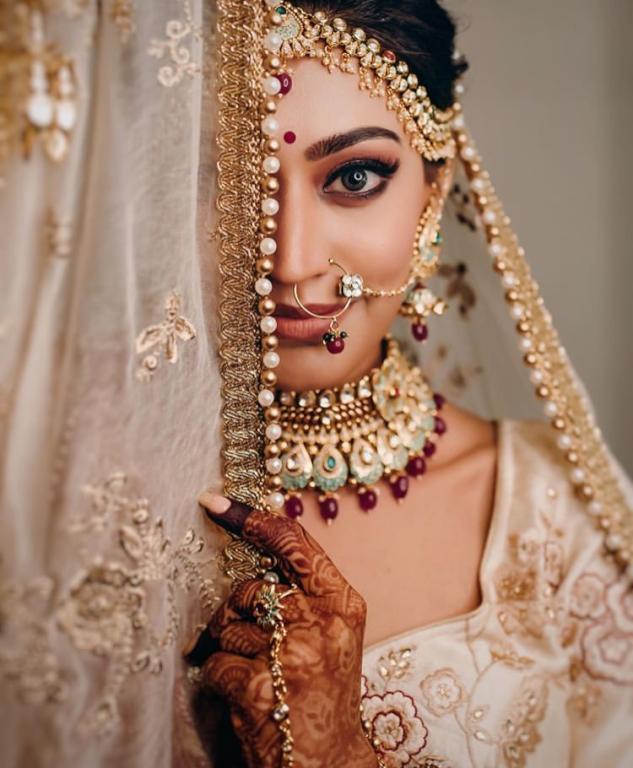إكسسورات عروس هندية