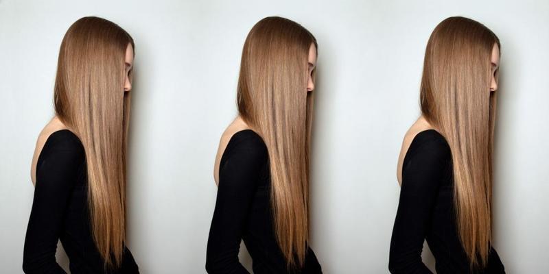 جفاف الشعر قبل الزفاف