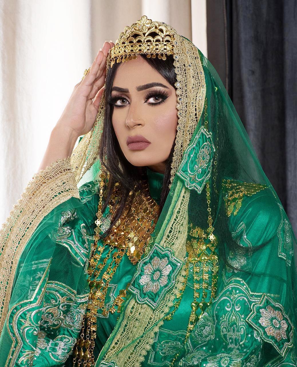 إطلالة الإعلامية السعودية شيماء الفضل في اليوم الوطني ٨٩