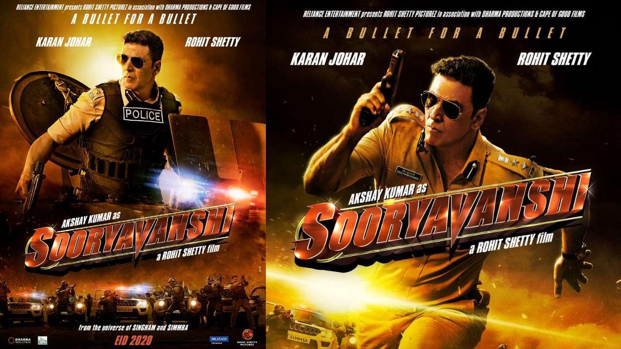 أكشاي كومار في فيلم Sooryavanshi