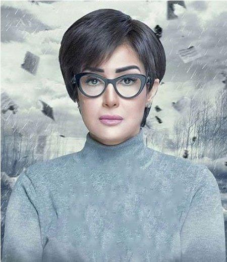 غادة عبد الرازق في مسلسل ضد مجهول